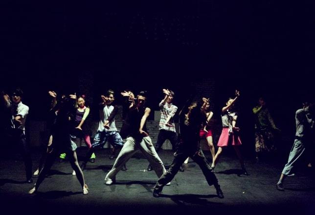ダンス 芸能人