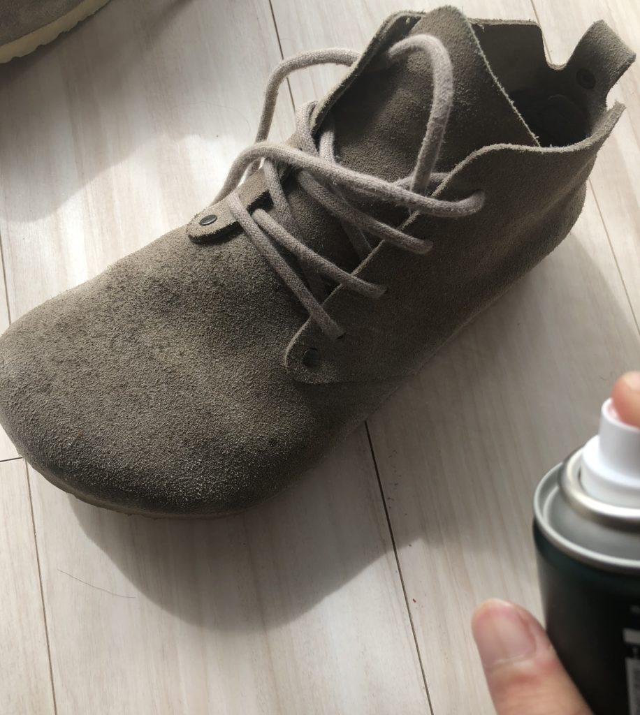 【ビルケン】店員さんに聞いた!スエード靴のお手入れ方法