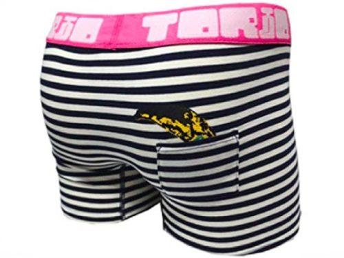 遊び心をくすぐる下着ブランド『TORIO』が面白い&オススメ!