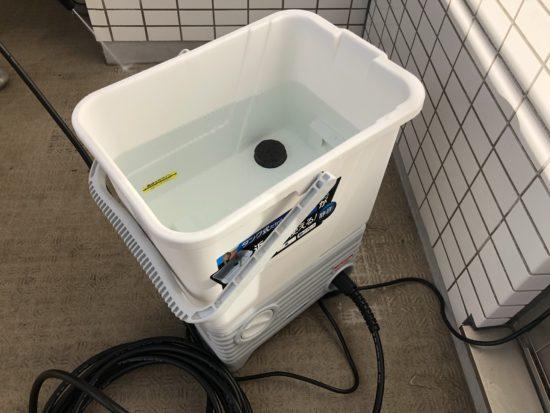アイリスオーヤマ 高圧洗浄機