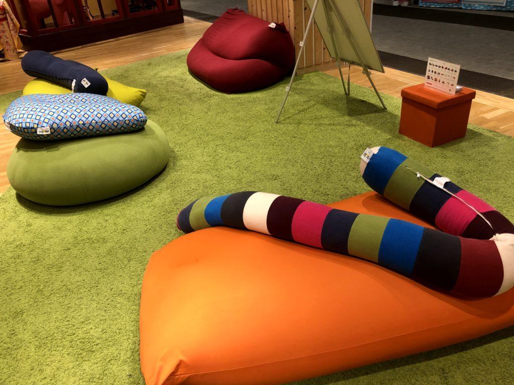 【口コミ】人を駄目にするソファ『yogibo』はMAXサイズが超おすすめ!